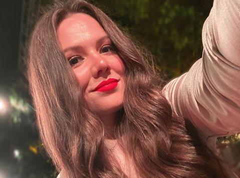 Joy foto sexy con esposa Instagram