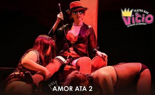 AmorAta2 Fernanda Tapia, BDSM